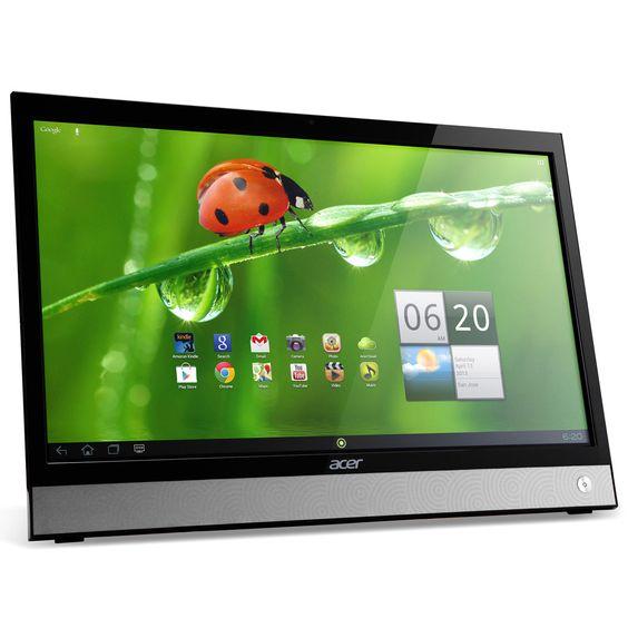 """Grâce à son écran de 21.5"""" Full HD, le moniteur Acer DA220HQL offre une belle qualité d'image en grand format"""