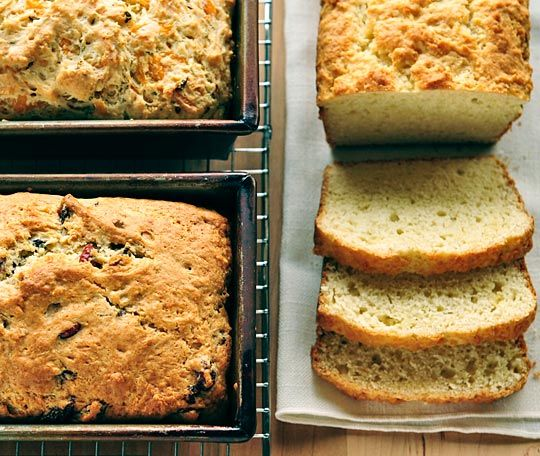 Basic Buttermilk Quick Bread with 10 Variations