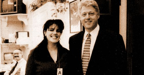 Bill Clinton Bombed Saddam To Distract From The Monica Lewinsky Scandal