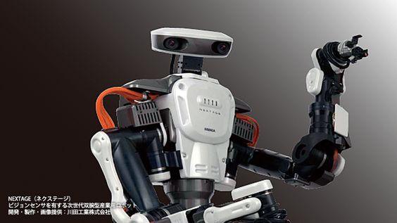 nextage ロボット