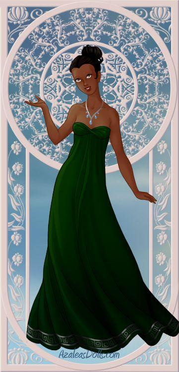 Tiana - Goddess: