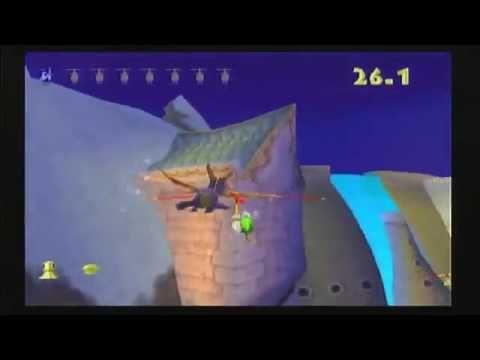 Spyro the Dragon Part 29 Icy Flight