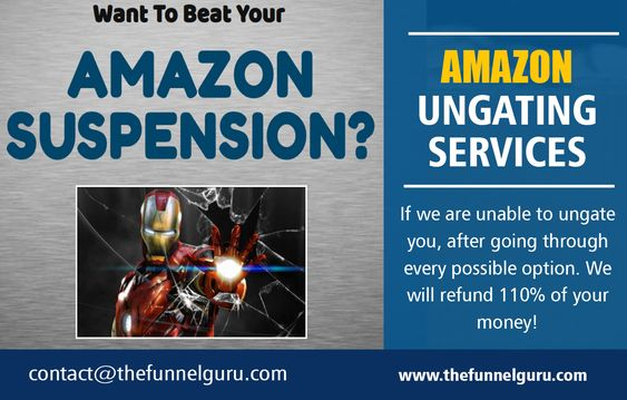 Amazon Ungating Services