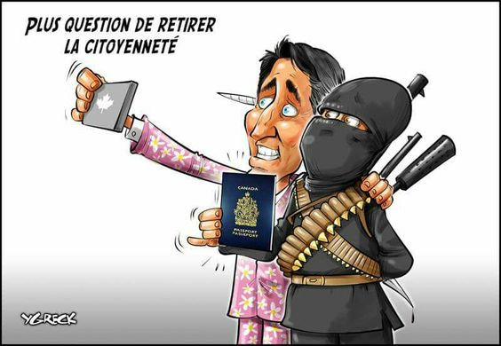 Ygreck (2016-02-27) Canada: plus de perte de citoyenneté,  merci Trudeau