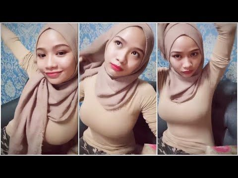 REFERENSI HIJAB STYLE SIMPLE AND ELEGANT