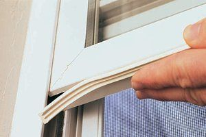 8 Easy Ways To Seal Windows Air Leaks Around The House Diy Home Repair Home Repair Home Repairs