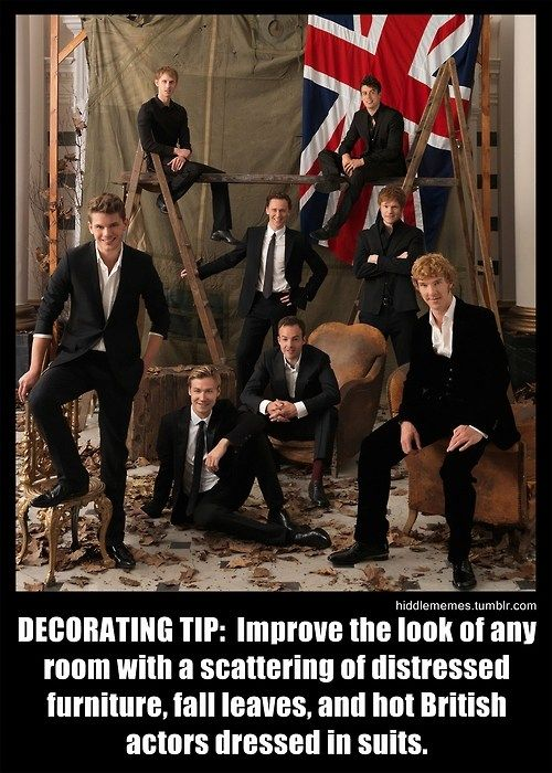 Decorating Tips From Across the Pond