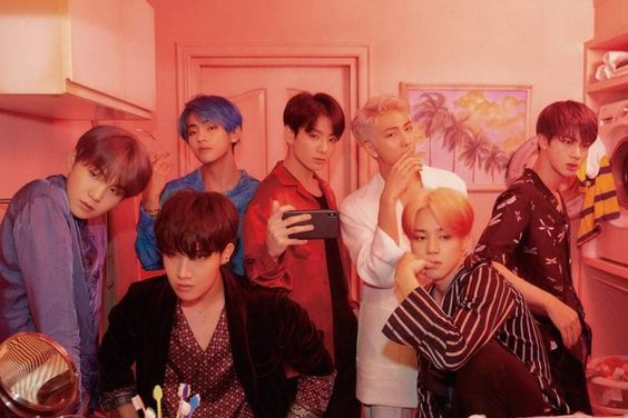 """BTS Dominates iTunes Charts All Over The World With """"Map Of The Soul: Persona"""""""