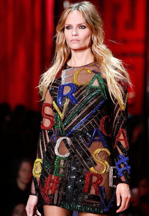 Versace automne-hiver 2015-2016