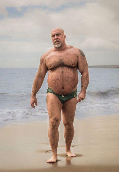 Old bear gay