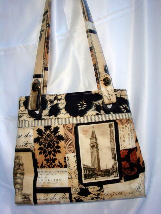 Italian themed Fabric