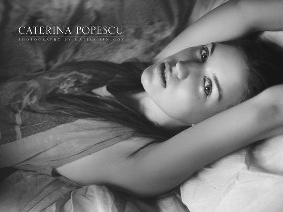 """""""Caterina Popescu"""" by Matías Sinigoi   VONMODE"""