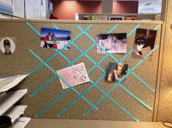 20 creative diy cubicle decorating ideas creative for Creative cubicle ideas