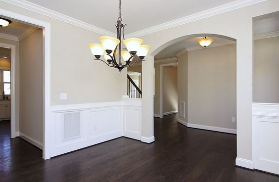 Accessible beige for the home pinterest dining room for Cool beige paint colors