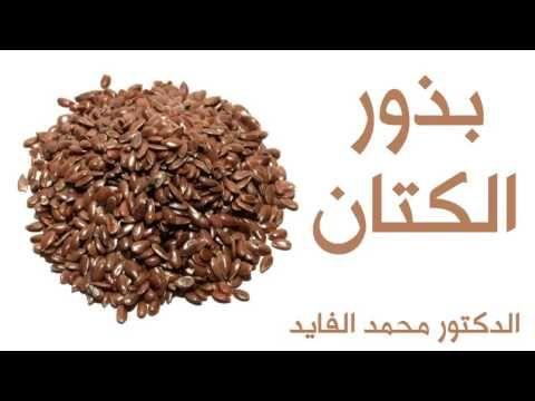 فوائد و اضرار بذور الكتان محمد الفايد Mohamed Faid Flax Dog Food Recipes How To Dry Basil Food Animals
