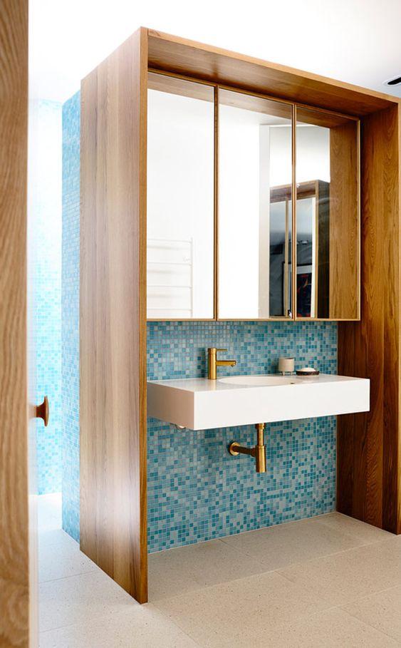 Mid century modern bathroom ideas 16 of our favorite examples - Mid century modern design ideas ...