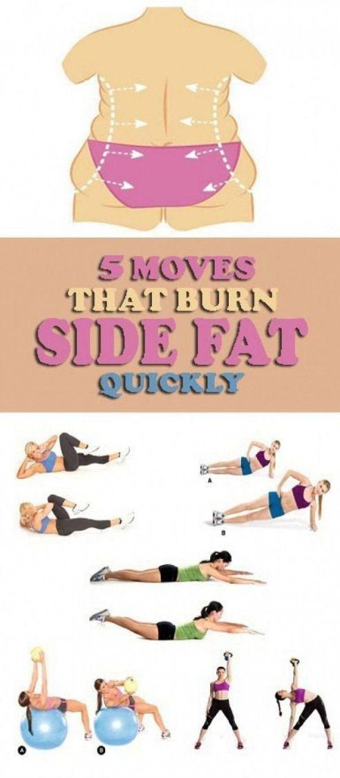 How To Burn Side Belly Fat Men