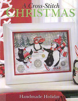 Craftways - A Cross Stitch Christmas Handmade Holiday