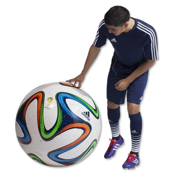 World cup match ball speech