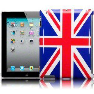 iPad 2 Hard Union Jack Case