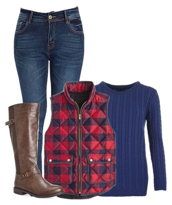 """""""something preppy"""" by aikoi02 ❤ liked on Polyvore featuring WearAll and Avenue"""