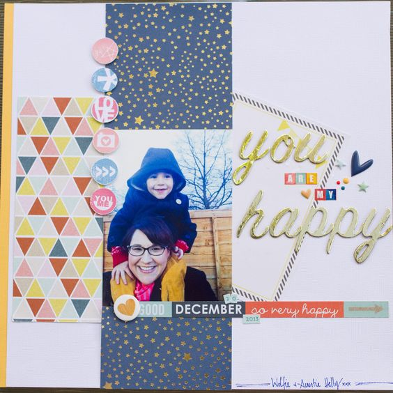 You Are My Happy by Hpallot at @studio_calico