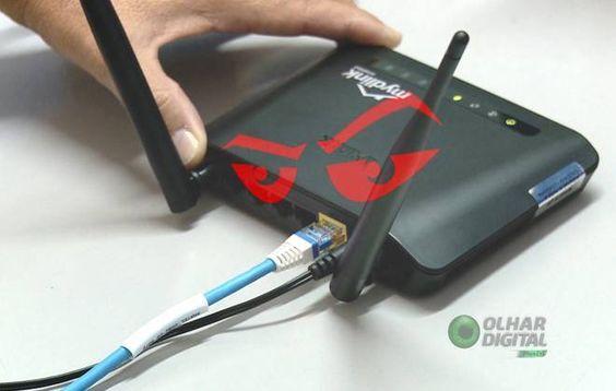 Olhar Digital: Descubra se alguém está roubando seu Wi-Fi