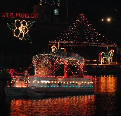 Festival of Lights- Natchitoches, LA