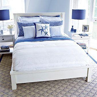 Ocean inspired home decor