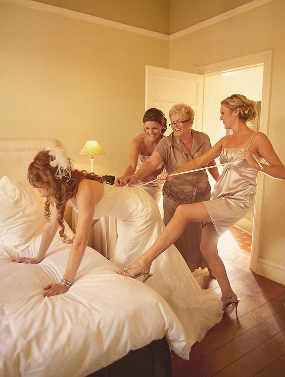 real weddings...: