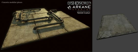 Dishonored work - Album on Imgur