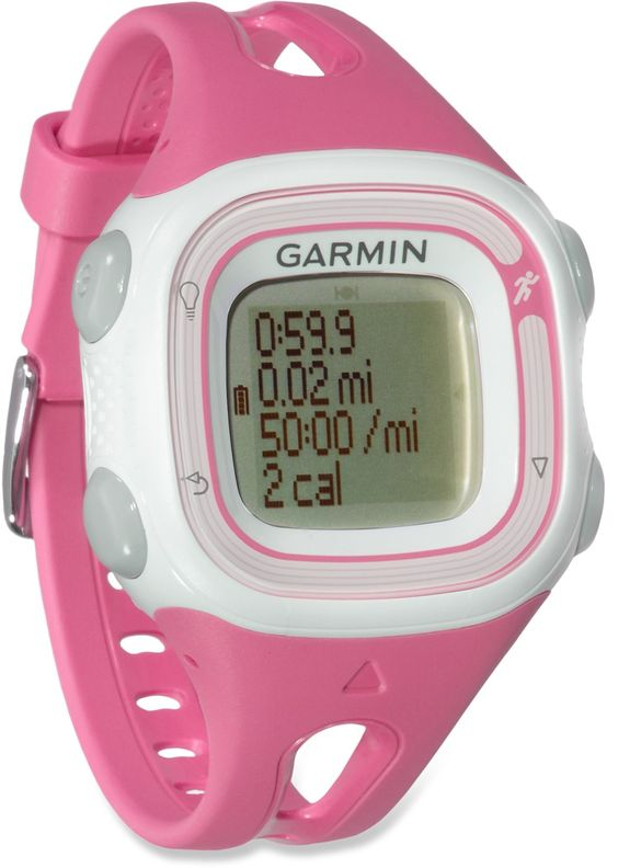 Garmin Forerunner 10 GPS Fitness Monitor ...Want!