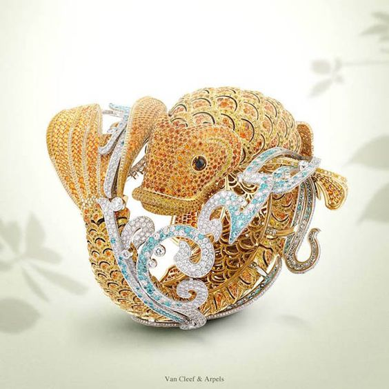 Carpe Koi bracelet