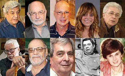 escrictores brasileiros de novelas