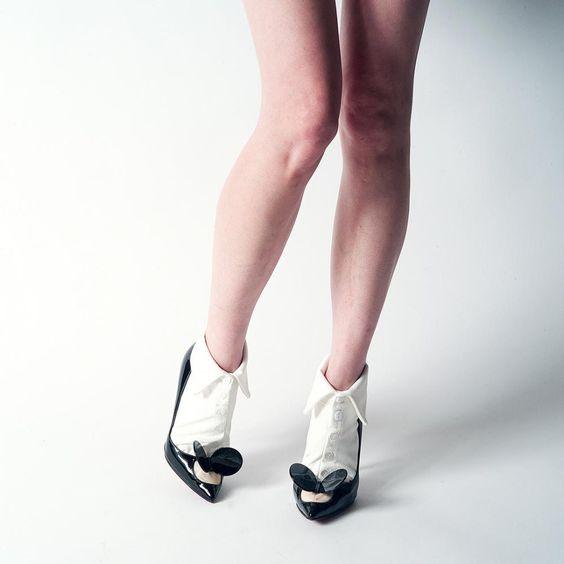 WHITE(メンズ&レディース) - ERIMAKI SOX | エリマキソックス