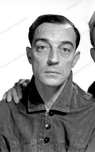 Buster Keaton - The Passionate Plumber