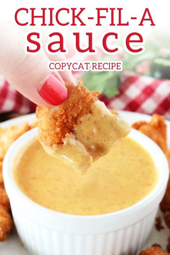 Chick-Fil-A Sauce | Best Copycat
