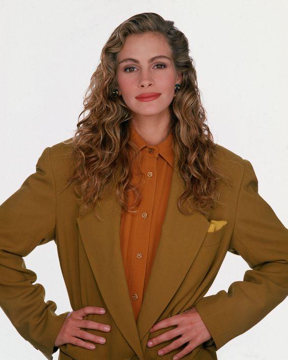1989: Gelled Curls: