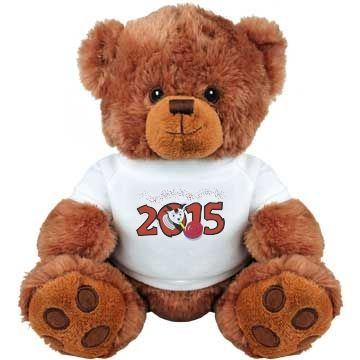Chinese New Year 2015 Year of the Goat Gift ideas Check out this design from Customized Girl cute teddy bears