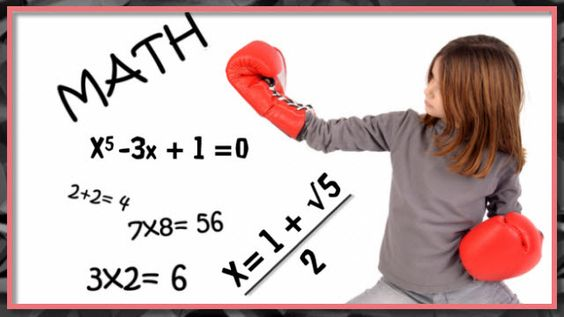girl math   Girls and Math