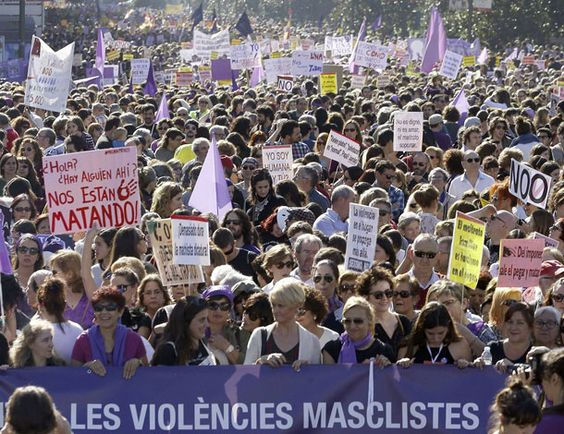 La Ciudad de las Diosas: Anunciando Manifesta: Tu plataforma de campañas por la justicia de género.