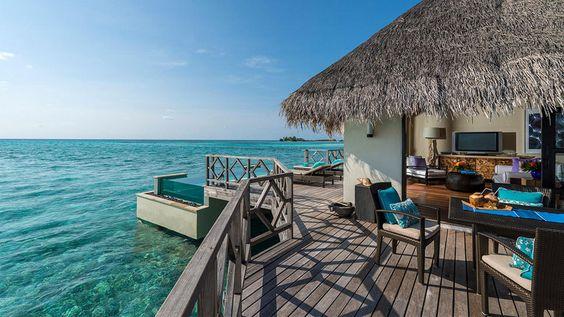 Kuda Huraa, Maldives - Escape the cold!