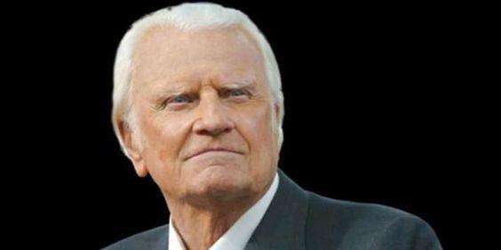 Le site Charisma News a rapporté la réponse du très célèbre évangéliste Billy…