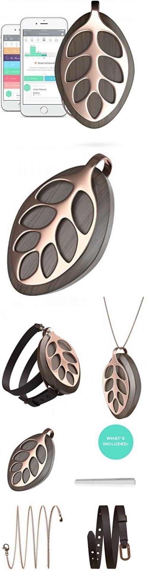 Pedometers 44077 Bellabeat Leaf Health TrackerSmart Jewelry