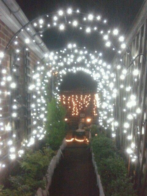 Christmas Lights light up the street... - Coldplay, Christmas Lights