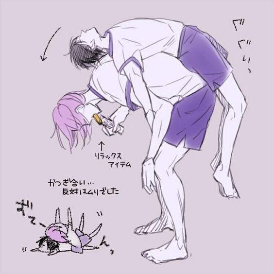 Výsledek obrázku pro Murasakibara Atsushi friend