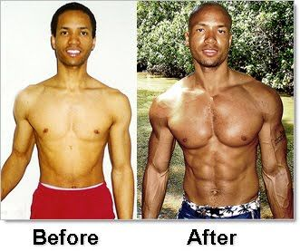 How to build muscle for skinny guys (w/ workouts and meal
