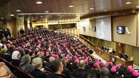 Weltbischofssynode im Oktober 2012 im Vatikan (Bild: Sergio Angel Galindo Pèrez)