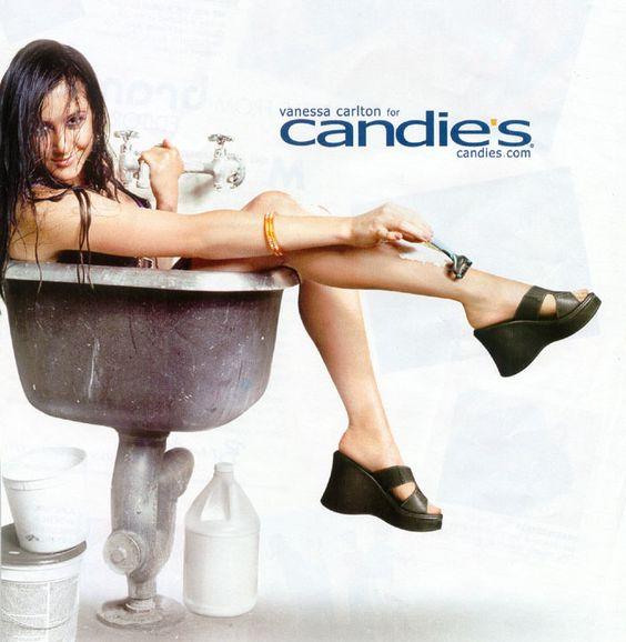 2002-2003: Vanessa Carlton for Candie's!