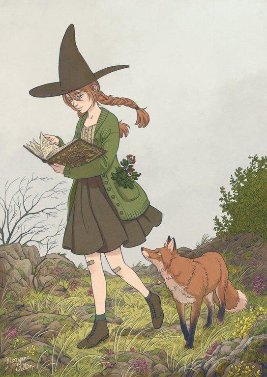 40+ Fox witch info